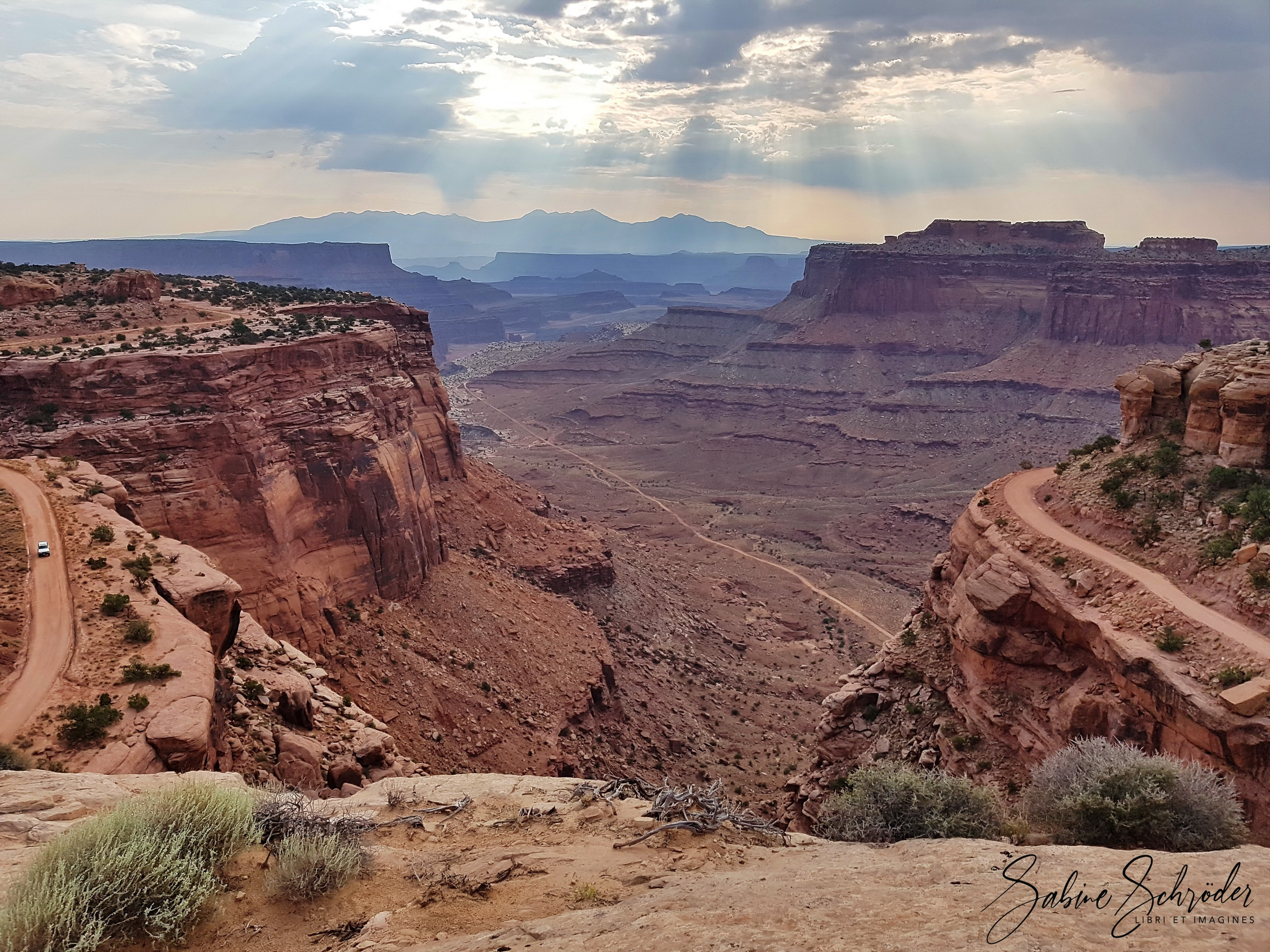 Shafer Trail - Canyonlands NP